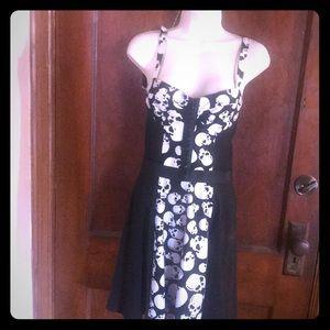💀Awesome skull dress!!🖤